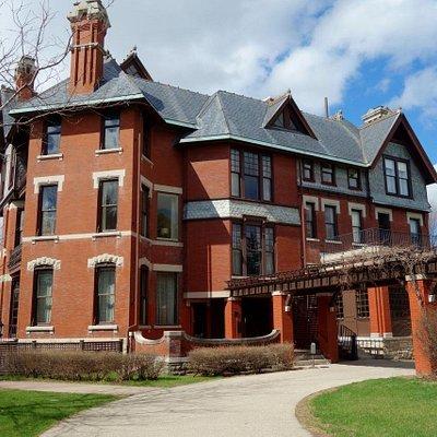 Brucemore Estate, Cedar Rapids Iowa