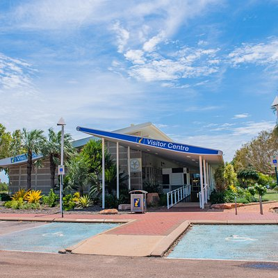 Welcome to the Broome Visitor Centre