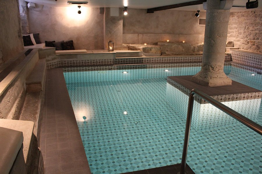 clarion wisby spa