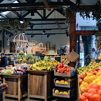 Explore our farm shop for lots of locally grown vegetables