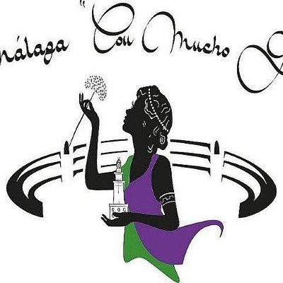 """Nuestro logo :"""" Málaga Con Mucho Gusto """".....Siempre Con Mucho Gusto....."""