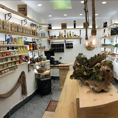 A panoramic picture of our store