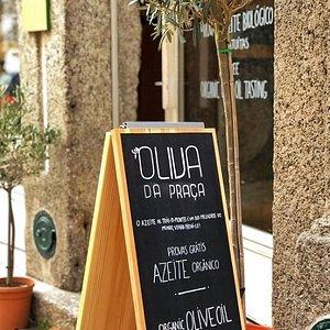 Free Organic Olive Oil Tasting :)