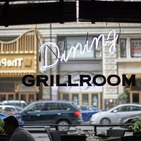 The Grillroom is conveniently located in the heart of the theater district directly across the street from the CIBC theater.