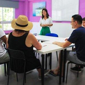 Intensive Spanish Course / Curso Intensivo