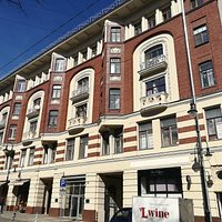 Доходный дом Московского товарищества ссуды под заклад движимых имуществ на Большой Дмитровке N22.
