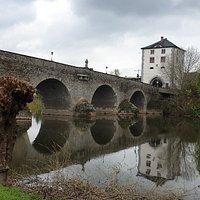 Alte Lahnbrücke Limburg an der Lahn