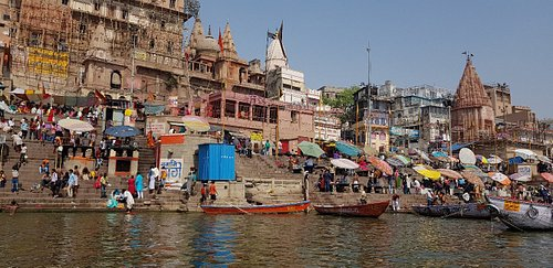 Varanasi District