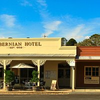 Hibernian Hotel and Apartments Located at 40 Camp Street Beechworth