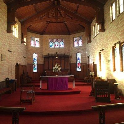 St John The Devine Anglican Church