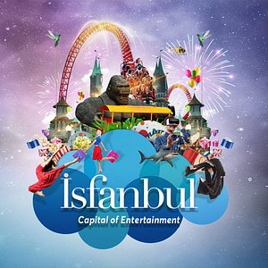 ISFANBUL Capital of Entertainment  Be a part of the colourful World of ISFANBUL!