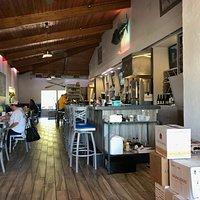 Fishbones Restaurant in Duck NC