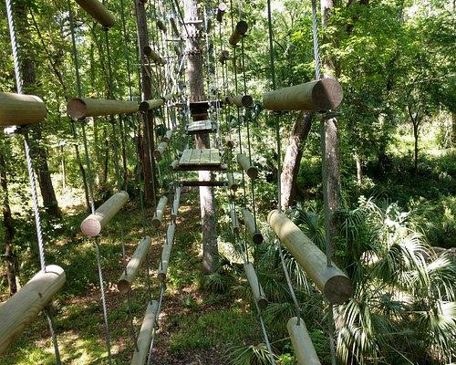 Ladders to move across horizontally.