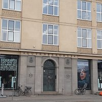 Front of The Danish Film Institute