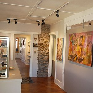 Calliope was the Greek Goddess of all art. Here we have the best of American Craft along with fine art, outsider art and all by local and Nationally known artists.