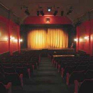 The auditorium of Erith Playhouse