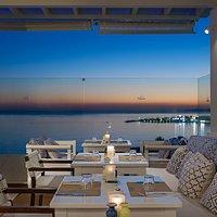 Roof Burger Bar & Restaurant (Grecian Sands Hotel Rooftop)