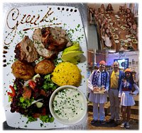 Fun, friends, great Greek cuisine!