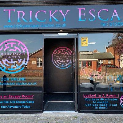 Tricky Escape Shop Front