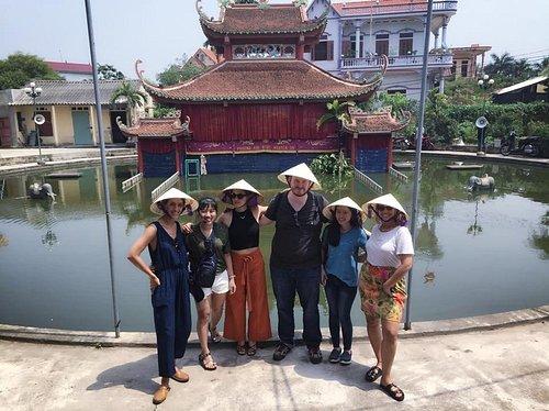 Thai Binh Day Trip - my beautiful hometown