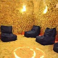 Phi salt cave (salt room)