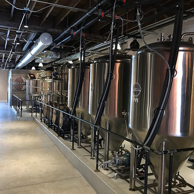 The brew spaces