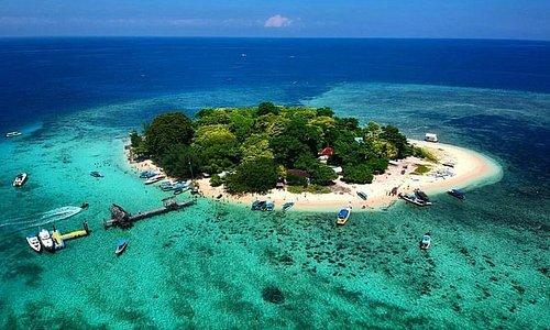 Samalona Island Makassar Half Day Tour