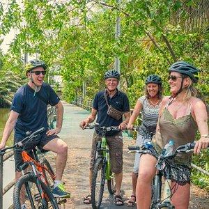 Bangkok Bike Tours