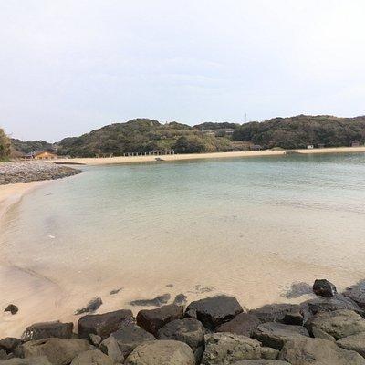 ツインズビーチ(小水浜海水浴場)