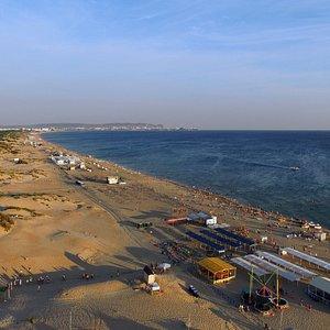 Пляж Жемчужина России, Витязево.
