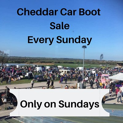 Car boot Sundays