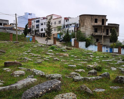 Jewish cemetery of Chefchaouen
