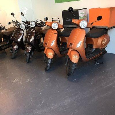 Rent a Scooter Alkmaar