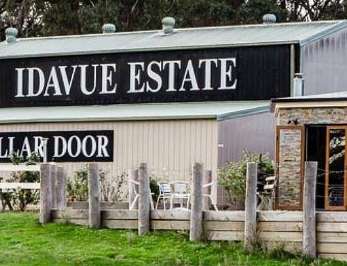Beautiful location situated at the foot of Mt Ida  Enjoy the scenery and the views of the vineyard from Cellar Door