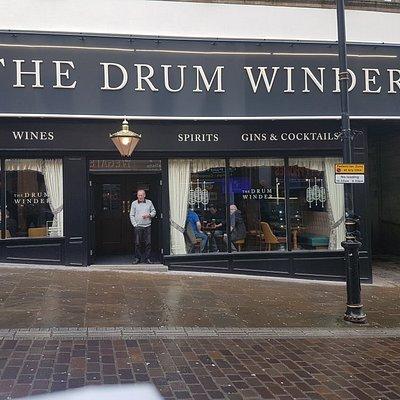 The Drum Winder