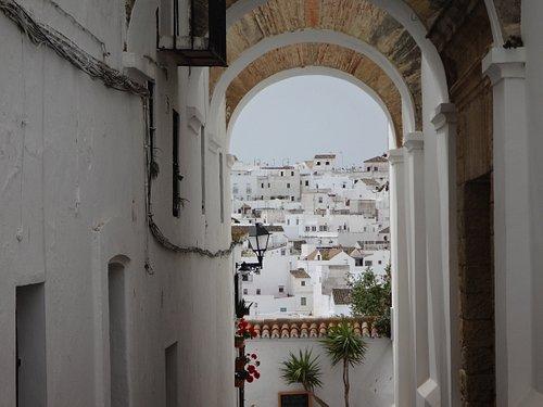 Arco de las Monjas. Vejer de la Frontera. (Cádiz).