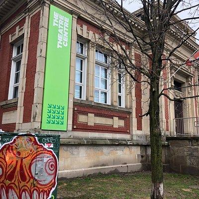 Graffiti @ The Theatre Centre