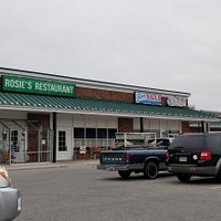 Entrance to Rosies