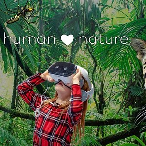 Wild Immersion offers four virtual reality experiences: Terra with wild animals from the jungle, Aqua deep sea diving, Alba with arctic animals and Borealis with animals that are local to Finland.