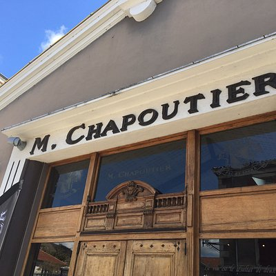 Chapoutier Tasting Room