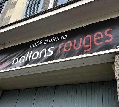 Cafe Theatre des Ballons Rouges