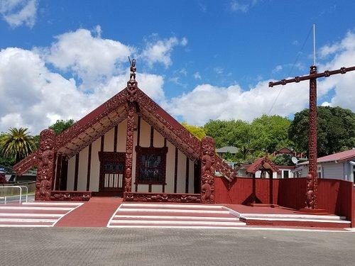 Tamatekapua meeting house