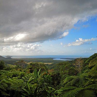 Aussicht vom Mount Alexandra Lookout