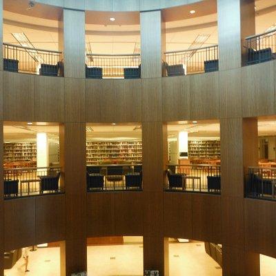 The Marlene & Nathan Addlestone Library