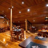 Ambiente muito aconchegante, culinária deliciosa e tratamento diferenciado ao cliente!