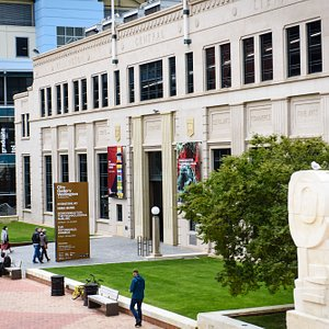 City Gallery Wellington is located in Te Ngākau Civic Square, in the heart of the central city.
