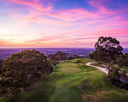 You simply can't beat the views of the 7th Hole