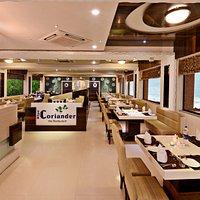 Blue Coriander  - The multi Cuisine Sea View Restaurant