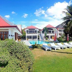 Das Sea Dream Resorts in Dauin ist ein topp Resort zum entspannen und Tauchen