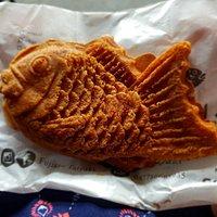 Taiyaki- Fish shaped cake